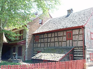 Golden Plough Tavern United States historic place