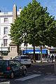 York Street, Broad Street junction in St Helier, Jersey.JPG