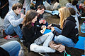 Young people playing cards. (7174600890).jpg