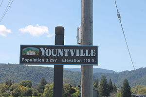 Yountville, California - Welcome to Yountville
