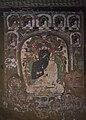 Yulin Cave 10 corridor n wall Vairocana (Yuan).jpg