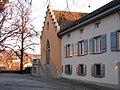 Zürich - Lindenhof - Freimaurer-Loge IMG 1813.JPG