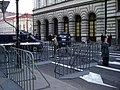 Zablokowane przejscie na krakowskie przedmiescie.jpg
