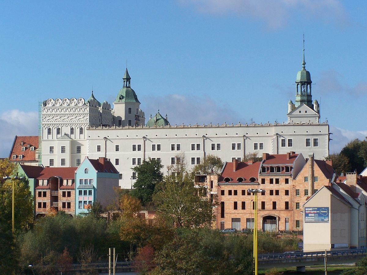 Ducal Castle Szczecin Wikipedia