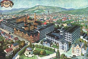 Carl Zeiss AG - Carl Zeiss Jena (1910)