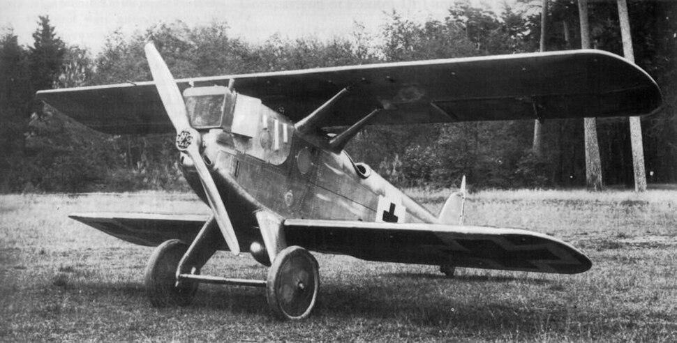 Zeppelin-Lindau (Do) D.I