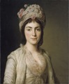 Zoie Ghika, Moldavian Princess (Alexander Roslin) - Nationalmuseum - 23921.tif