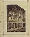 Zoltán utca 7-9., Dietl Lipót bérháza. - Budapest, Fortepan 82174.jpg