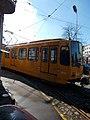 Zuglo tram depot, tram no.1538, 2017 Budapest.jpg