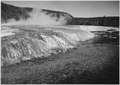 """Firehole River, Yellowstone National Park,"" Wyoming - NARA - 520005.tif"