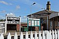 """Gobowen For Oswestry"", Gobowen railway station (geograph 4024052).jpg"