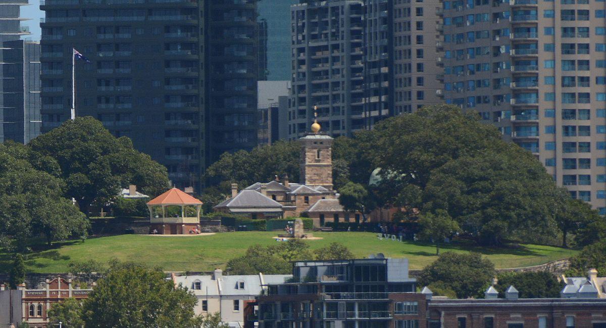 observatory hill sydney australia - photo#32