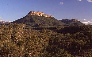 Glen Davis, New South Wales - Image: (1)Pantonys Crown Capertee Valley