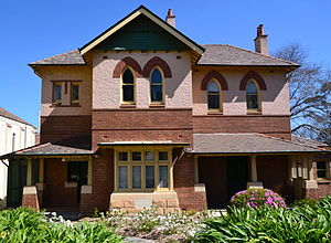 Pymble, New South Wales - Heritage-listed Sacred Heart Presbytery