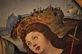 ( C ) Piero di Cosimo - Madonna and Child, with John the Baptist and Saint Magdalena (1485) - Detail (7687670926).jpg