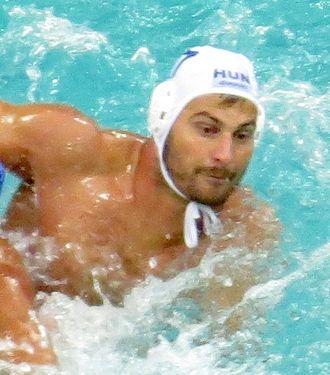 Ádám Decker - Ádám Decker at the 2016 Olympics