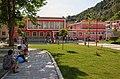 Çorovodë, Skrapar, Albania 2019 06 – Cultural Center.jpg