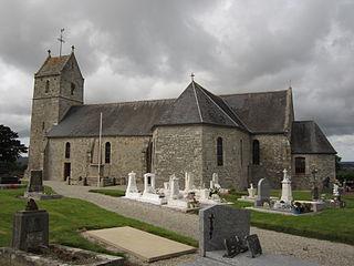 Bricquebosq Commune in Normandy, France