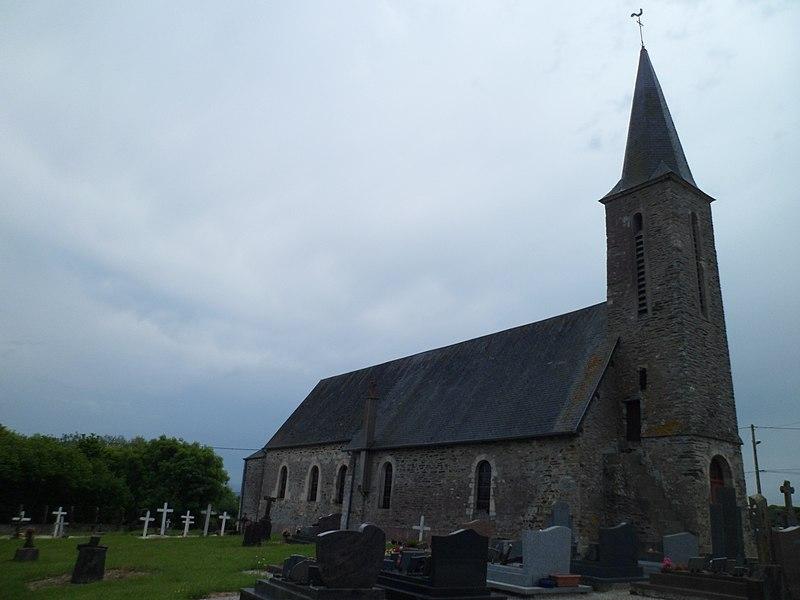 Église Saint-Pierre de fr:Vidouville