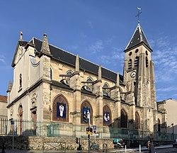 Église Saint Germain Auxerrois - Fontenay-sous-Bois (FR94) - 2021-02-11 - 2.jpg
