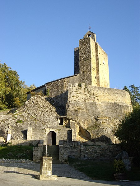Église Sainte-Marie de Vals