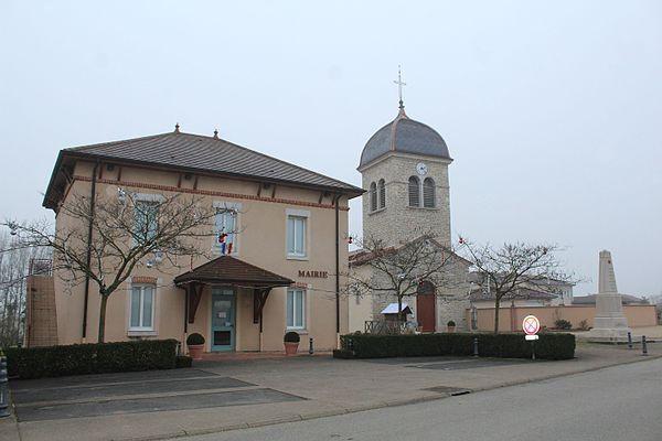 Photo de la ville Curtafond
