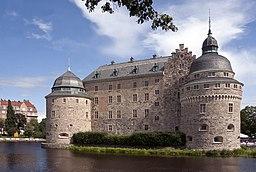 Örebro slott 2011.
