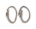 Örringar formade som ormar - Hallwylska museet - 110031.tif