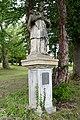 Ötvöskónyi, Nepomuki Szent János-szobor 2021 01.jpg