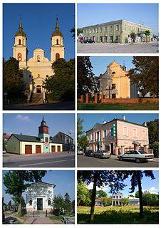 Żelechów Place in Masovian Voivodeship, Poland