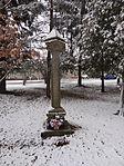 Žďár nad Sázavou - boží muka u nového hřbitova (původně u silnice na Dolní Hamry) (1).JPG