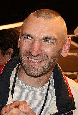 Sportske novosti awards - Željko Mavrović, winner of the award in 1995 and 1997