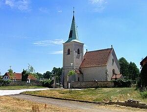 Živanice - Živanice, church