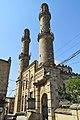 Əmircan kəndi Murtuza Muxtarovun 1918-ci ildətikdirdiyi Bakının ən böyük məscidi.jpg