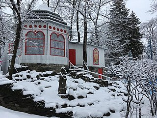 Vladikavkaz City in North Ossetia–Alania, Russia
