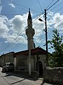 Бахчисарай, Улица ведущая к Успенскому монастырю и Чуфут Кале.JPG