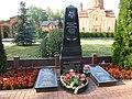 Братская могила советских воинов, погибших при штурме города-крепости Кенигсберг.JPG