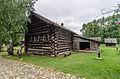 Дом крестьянина Ципелёва (середина XIX века) из деревни Аристиха Шарьинского района Костромской обл.jpg