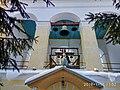 Звонница колокольни церкви Николая Чудотворца в пгт. Диканька.jpg