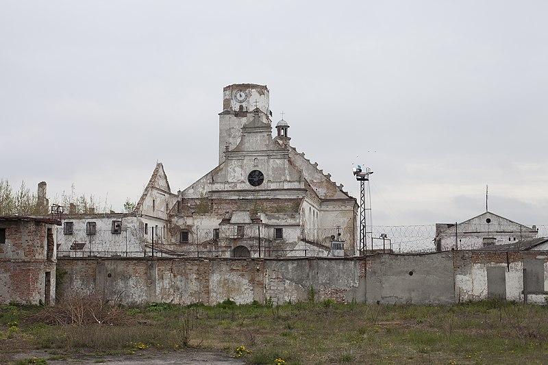 Костел Пресвятої Богородиці, Сокаль. Автор Сарапулов, вільна ліцензія CC BY-SA 4.0