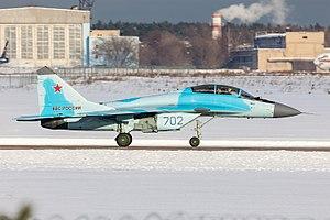 Mikoyan MiG-35 - MiG-35 pre-series