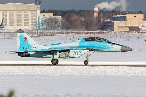 Микоян-Гуревич МиГ-29М2 (МиГ-35)