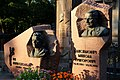 Надгробки на могилах М.Максимовича та М.Кіх..jpg