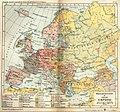 Народонаселеніе и языки ЕВРОПЫ 1907 С-П. РИ..jpg