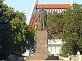 Памятник В. И. Ленину, Россия, Омск, ул. Ленина.JPG