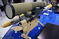 Противотанковый ракетный комплекс Метис-М1 - МАКС-2009 02.jpg