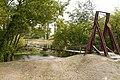 Підвісний міст через Рось у Корсуні-Карашині.jpg