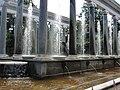 Самый интеллегентный среди фонтанных сооружений Петергофа - Львиный (Эрмитажный) каскад.jpg