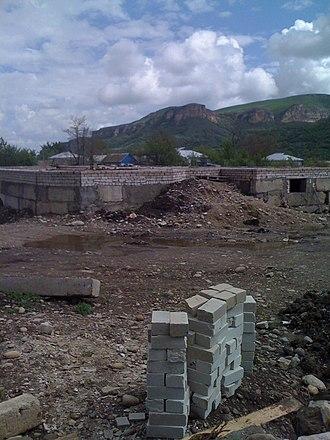 Katangsky District - Construction site, Katangsky District
