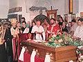 Црква Свете Великомученице Недеље у Београду сахрана.jpg